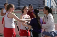 Gallery: Girls Tennis Steilacoom @ Highline